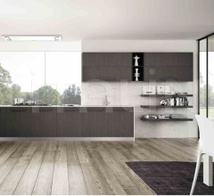 Итальянские кухонные гарнитуры - Кухня PENTHA 5 фабрика Arredo3 srl