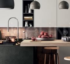 Итальянские кухни с барной стойкой - Кухня TIME 3 фабрика Arredo3 srl