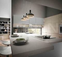 Итальянские кухни с барной стойкой - Кухня WEGA 4 фабрика Arredo3 srl