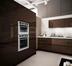 Итальянские угловые кухни - Кухня WEGA 5 фабрика Arredo3 srl