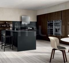 Итальянские кухни с барной стойкой - Кухня ZETASEI 3 фабрика Arredo3 srl