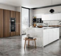 Итальянские кухонные гарнитуры - Кухня ZETASEI 4 фабрика Arredo3 srl