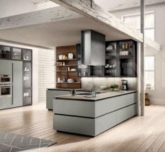 Итальянские кухонные гарнитуры - Кухня ZETASEI 5 фабрика Arredo3 srl