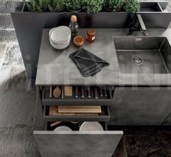 Итальянские кухонные гарнитуры - Кухня ZETASEI 6 фабрика Arredo3 srl