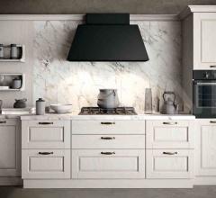 Итальянские угловые кухни - Кухня ASOLO 3 фабрика Arredo3 srl