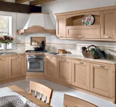 Итальянские угловые кухни - Кухня GIOSA 2 фабрика Arredo3 srl