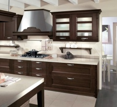 Итальянские кухни с островом - Кухня GIOSA 3 фабрика Arredo3 srl