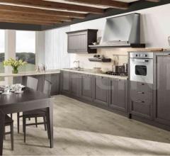 Итальянские кухонные гарнитуры - Кухня OPERA 3 фабрика Arredo3 srl