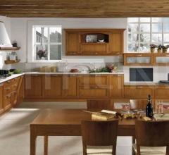 Итальянские угловые кухни - Кухня OPERA 5 фабрика Arredo3 srl