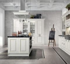 Итальянские кухни с островом - Кухня VERONA 1 фабрика Arredo3 srl
