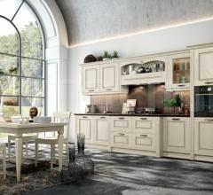 Итальянские мини-кухни - Кухня VERONA 4 фабрика Arredo3 srl