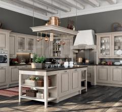 Итальянские кухни с островом - Кухня VERONA 5 фабрика Arredo3 srl