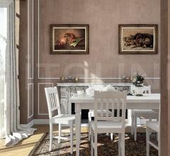 Итальянские угловые кухни - Кухня VIKTORIA 4 фабрика Arredo3 srl