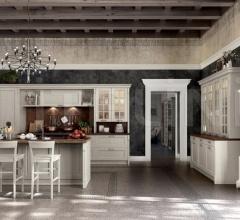 Итальянские кухни с островом - Кухня VIRGINIA 1 фабрика Arredo3 srl