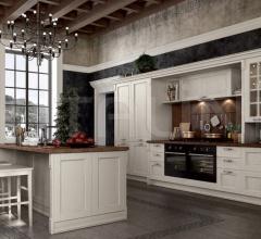 Итальянские кухни с барной стойкой - Кухня VIRGINIA 1 фабрика Arredo3 srl