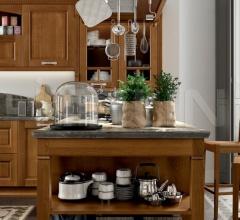 Итальянские угловые кухни - Кухня VIRGINIA 4 фабрика Arredo3 srl
