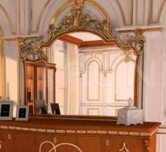 Настенное зеркало Botticelli фабрика 2 elle