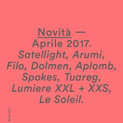 Каталог 2017 Foscarini - Итальянская мебель