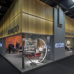 Bonaldo в Imm Cologne 2018 - Итальянская мебель