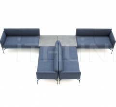 Модульный диван Chill-Out фабрика Tacchini