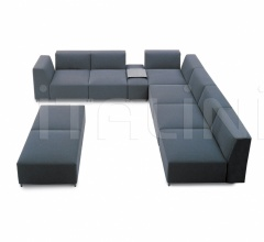 Модульный диван Quadro фабрика Tacchini