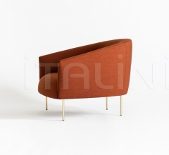 Кресло Roma фабрика Tacchini