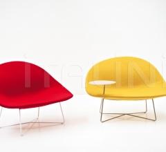 Кресло Isola фабрика Tacchini