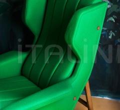 Кресло Giulia фабрика Tacchini