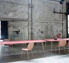 Стол обеденный Kelly T фабрика Tacchini