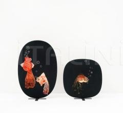 Ширма Nebula Poissons фабрика Tacchini