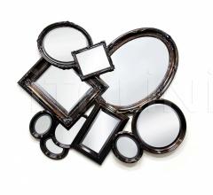 Настенное зеркало ROOT фабрика Boca do Lobo