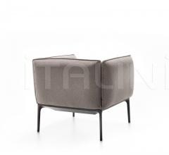 Кресло YALE X фабрика Mdf Italia