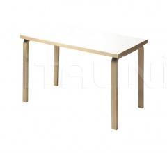 Aalto table rectangular 80A