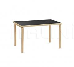 Aalto table rectangular 81B
