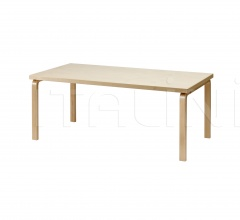 Aalto table rectangular 83