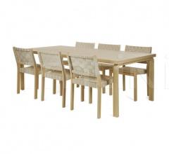 Aalto table rectangular 86