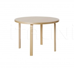 Aalto table round 90A