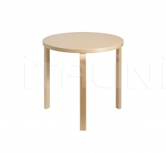 Aalto table round 90B