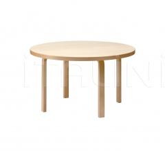 Aalto table round 91