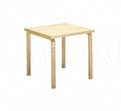 Aalto table square 81C
