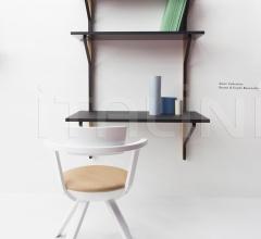Kaari Wall Shelf with Desk REB013