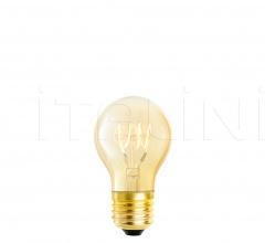 LED Bulb A Shape 4W E14 set of 4