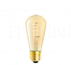 LED Bulb A shape 4W E27 set of 4