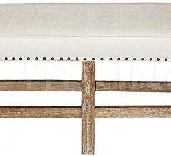 QS Sweden Bench, Grey Wash GBEN111GW