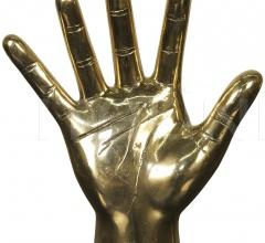 Open Hand, Brass AB-126BR