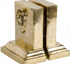 I Hear You Bookend, Brass AB-158BR