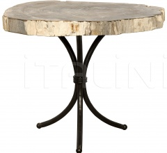 Accent Table with Petrified Top AI-54F