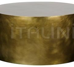 Lorene Coffee Table, Antique Brass GTAB1000MB