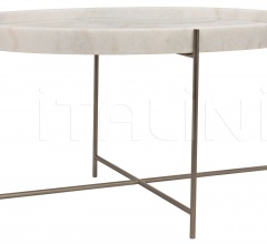 Che Cocktail Table, Antique Silver Finish GTAB1018ASV