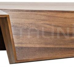 Prisma Coffee Table, Dark Walnut GTAB1020DW